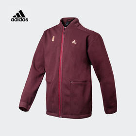 【特价】Adidas阿迪达斯 WJ JKT KNOT 男款运动型格针织外套