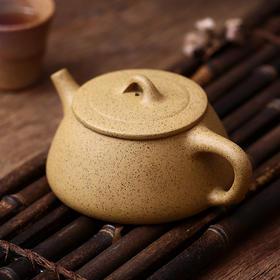 芝麻段石瓢 陶生记紫砂壶
