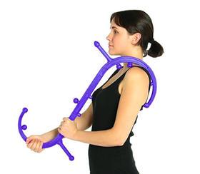 原始点不求人自我按摩器Body Back Buddy Trigger Point点穴位按摩杖 人体工学 升级版