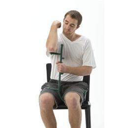 原始点不求人背部按摩器 手动按摩治疗棒 深度点穴按摩杖