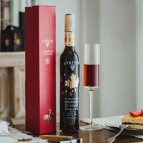 [名庄VQA红冰]加拿大诗樽酒庄 品丽珠/赤霞珠红冰甜葡萄酒 375ml
