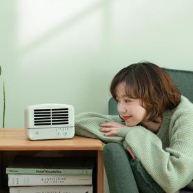 lofter·人体感应取暖器 | 3秒吹热浪,给你「夏威夷」,10h暖而不燥