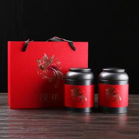 2019年滇南野放红茶礼盒装滇红茶 云南红茶 醇香送礼