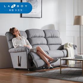 LAZBOY乐至宝原装进口功能沙发布艺简约美式客厅大小户型组合505
