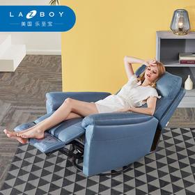 LAZBOY乐至宝单人沙发椅现代简约舒适电动多功能整装客厅小户型椅607