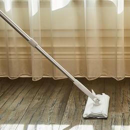 【轻轻一抹 清除过敏源】inwejia平板拖把免手洗静电除尘纸拖把擦木地板湿巾拖地拖布
