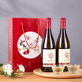 【预售2.2号后发货】丹荔荔枝果醋饮料 |给健康餐桌加「一道菜」,好喝又解腻