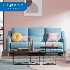 LAZBOY乐至宝功能沙发布艺双人组合沙发小户型单人沙发GN.2007