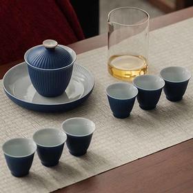 景德镇复古纯手工整套茶具功夫茶具陶瓷套装