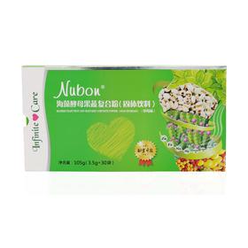 Nubon海藻酵母果蔬复合粉(固体饮料)