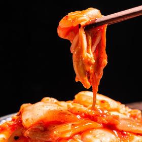 【好吃的】酸甜微辣,下饭必备!韩式泡菜辣白菜,甄选食材,原汁原味,口感美味,营养丰富