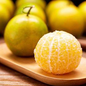 预售  2月10号发货广西皇帝柑 贡柑皮薄纯甜多汁  顺丰包邮