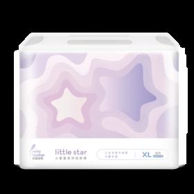 漂漂羽毛小星星系列婴儿纸尿裤(XL36片)