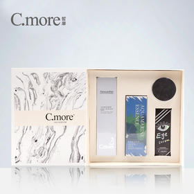 【预售 3月初发货】C.more/皙摩 国货之光 水嫩动力护肤四件套限量礼盒