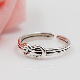 【结缘】*s925银开口戒指