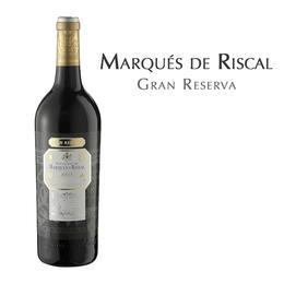 瑞格尔侯爵酒园里奥哈格兰珍藏红葡萄酒,西班牙 里奥哈 DOCa Marqués de Riscal Red Gran Reserva, Spain Rioja D.O. Ca