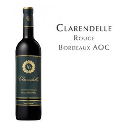 侯伯王克兰朵红葡萄酒, 法国 波尔多AOC Clarendelle By Haut-Brion Rouge, France Bordeaux AOC