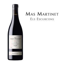 玛斯玛尔蒂内黑蛇红葡萄酒, 西班牙 普里奥拉托DO Mas Martinet Els Escurcons, Spain Priorat DO