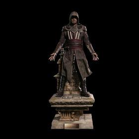 【预售2.03发货】《刺客信条》阿圭勒Aguilar 电影版 1:6 雕塑
