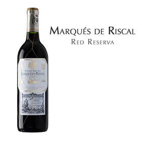 瑞格尔侯爵酒园陈年,西班牙 里奥哈 DOCa Marqués de Riscal Red Reserva, Spain Rioja DOCa