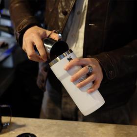 【为思礼】【24小时保温   双锁扣密封防漏】美国史丹利STANLEY双锁扣不锈钢保温杯 拆装好打理  小巧便出行
