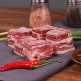 【精选】羔羊部落 内蒙古太极原上道散养新鲜羊寸排|生态放养 肉质鲜美 毫无擅味|1KG/袋装【生鲜熟食】