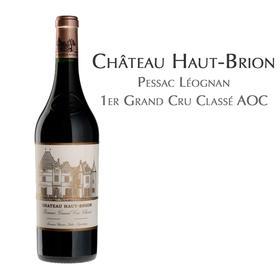 侯伯王红葡萄酒, 法国 佩萨克雷奥良AOC Château Haut-Brion Rouge, France Pessac Léognan 1er Grand Cru Classé AOC