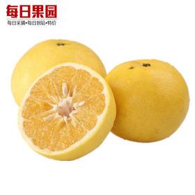 台湾黄金葡萄柚 9.5元/斤 精选1.2斤装 新鲜水果 西柚  爆汁口感清甜微苦 孕妇水果 -865111