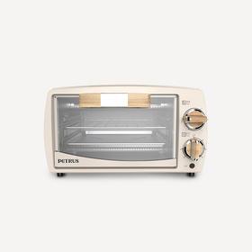 柏翠复古电烤箱 | 10秒升温,一日三餐都实用