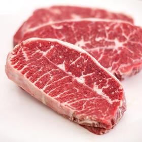 【精选】羔羊部落 内蒙古太极原上道散养新鲜牛里脊|生态放养 肉质鲜美 毫无擅味|1KG/袋装【生鲜熟食】