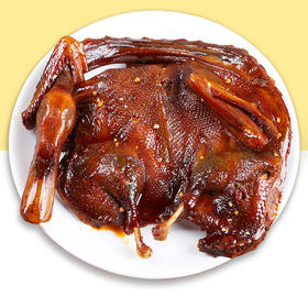 【精选】馋馋 酱板鸭锁鲜酱鸭|开袋即食 皮肉酥香  酱香浓郁|300g-350g/袋装【严选X生鲜熟食】