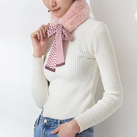 Okioki·新西兰玻尿酸羊绒围脖 | 今冬最潮的丝巾围脖,拥羊绒的温暖、丝巾的优雅