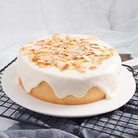 海盐奶盖蛋糕 | 抖音网红流心下午茶蛋糕