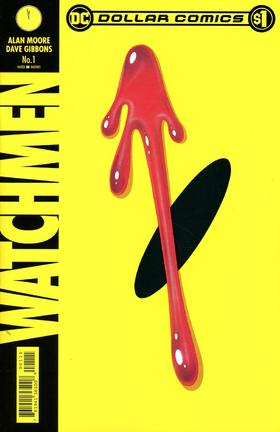 守望者 Dollar Comics Watchmen