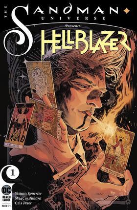 康斯坦丁 地狱神探 Sandman Universe Presents Hellblazer