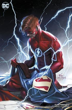 变体 闪电侠 Flash Forward
