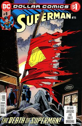 超人 Dollar Comics Superman Vol 2