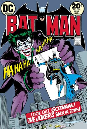 蝙蝠侠 经典复刻 Batman #251 Facsimile Edition
