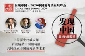 发现中国·2020中国葡萄酒发展峰会——巅峰中国酒展