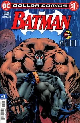 蝙蝠侠 Dollar Comics Batman #497