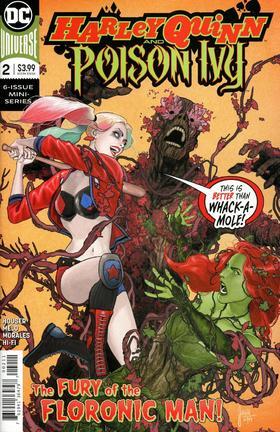 哈莉奎因 毒藤女 Harley Quinn & Poison Ivy