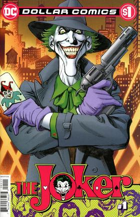 小丑 Dollar Comics Joker