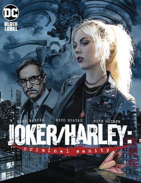 变体 小丑 哈莉 Joker Harley Criminal Sanity