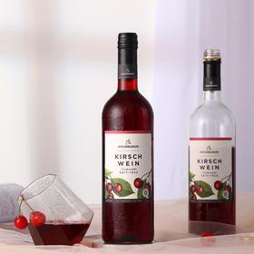[德国凯特伦堡樱桃酒]低度甜果酒 德国百年酒庄出品 750ml