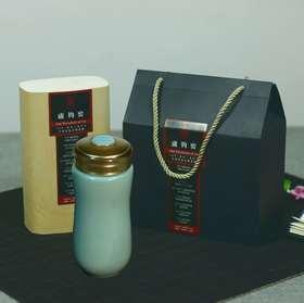 卢钧窑 | 天青釉活水杯 随身杯