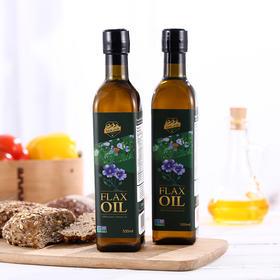 [厨房必备的液体黄金] 加拿大万斯塔亚麻籽油