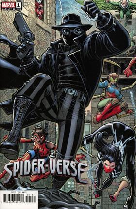 变体 蜘蛛侠 Spider-Verse