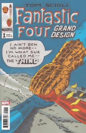 神奇四侠 Fantastic Four Grand Design