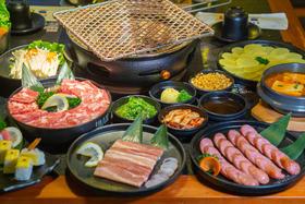 韩古宫幸福999套餐(因疫情问题,活动延期举行,已购买的特价券长期有效)