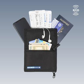 Travel Bag Buddy 旅行箱伴侣 旅行箱收纳包 行李包 RFID  防水涂层